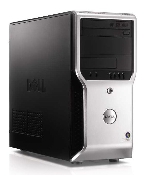 Dell Precision T1500 Core i5 650 @ 3,2GHz 4GB 250GB DVD±RW Workstation