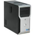 Dell Precision T1600 Xeon Quad Core E3-1245 3,3GHz 8GB 250GB DVD±RW Workstation