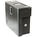 Dell Precision T1700 Xeon Quad Core E3 1270 v3 @ 3,5GHz 16GB 256GB SSD Quadro K2000