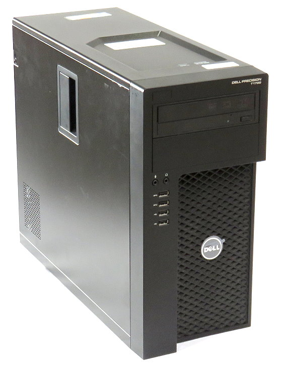 Dell Precision T1700 Tower Core i7 4770 @ 3,4GHz 16GB 500B DVD±RW 4x USB 3.0