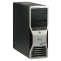 Dell Precision T3500 Xeon Quad Core W3530 @ 2,8GHz 12GB 2x 300GB SAS Quadro 2000