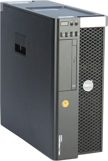 Dell Precision T3600 Xeon Quad Core E5-1620 @ 3,6GHz 16GB 256GB SSD Quadro 4000