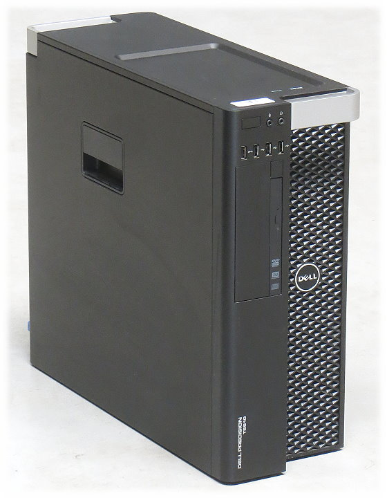 Dell Precision T5610 Xeon Hexa Core E5-2630 v2 @ 2,6GHz 16GB 256GB SSD Quadro K4000/3GB