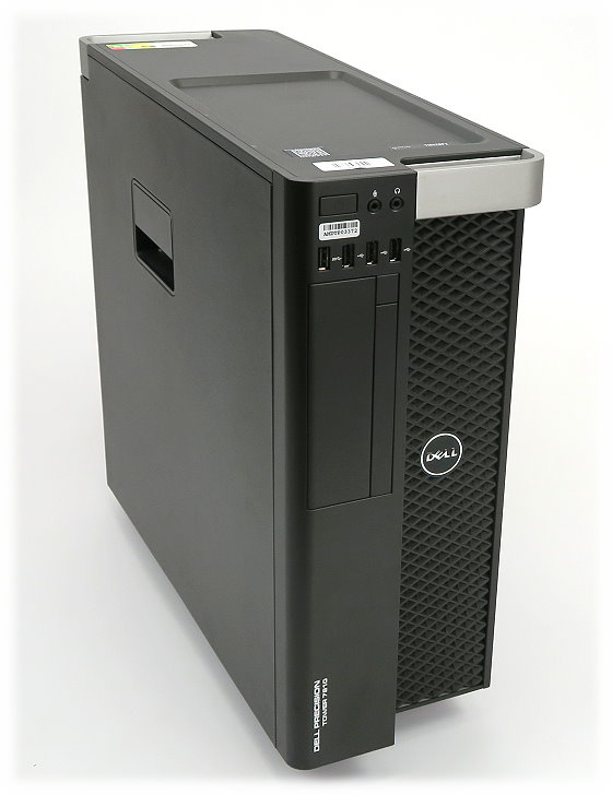 Dell Precision T7810 Xeon Octa Core E5-2667 v4 @ 3,2GHz 32GB Quadro 600 4x USB 3.0