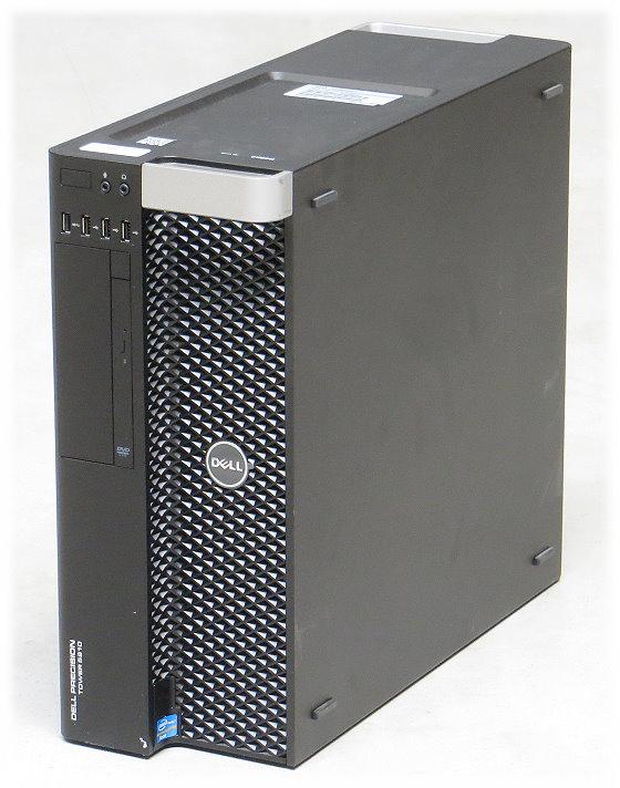 Dell Precision T5810 Xeon Quad E5-1620 v3 @ 3,5GHz 32GB 256GB SSD Quadro K4200/4GB