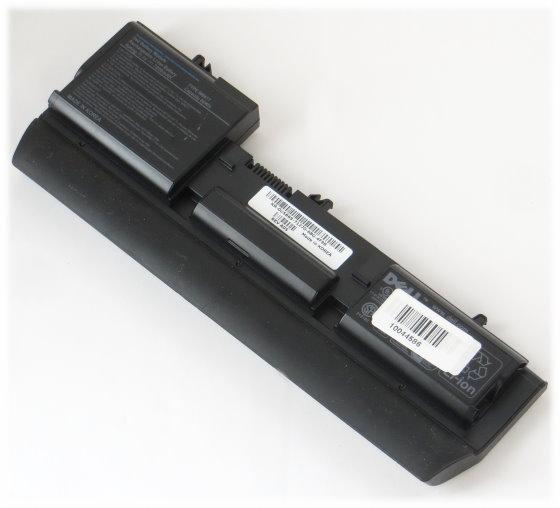 Dell Type W6617 Akku 0U5869 11,1V 7,2Ah original für Latitude D410
