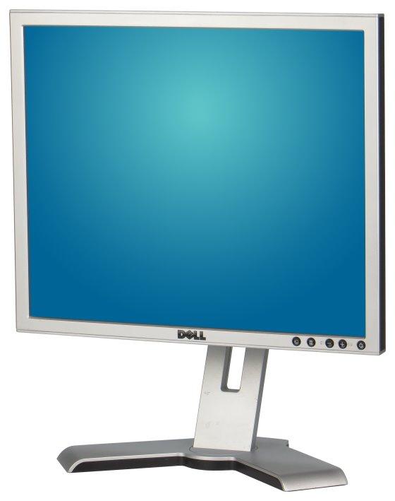 "19"" TFT LCD DELL 1907FP (b,c,f,t) Pivot 1280x1024 D-Sub DVI USB-Hub Monitor"