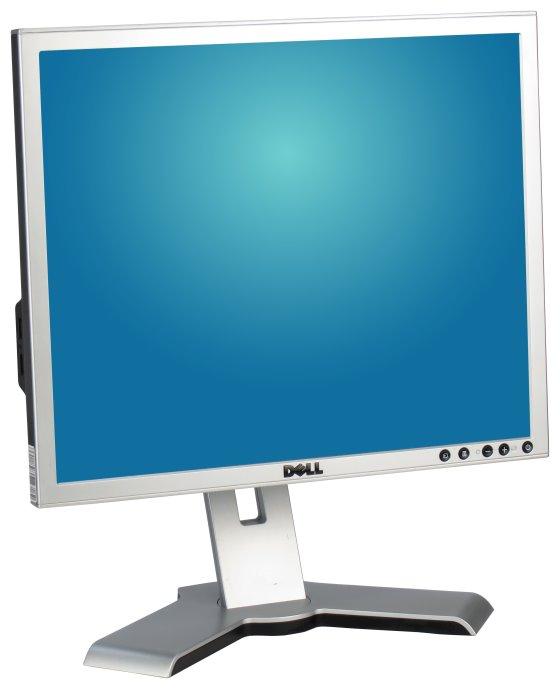 "19"" TFT LCD Dell 1908FP (b,c,f,t) Pivot 1280x1024 D-Sub DVI USB-Hub Monitor"