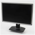 "24"" TFT LCD Dell UltraSharp U2412M E-IPS Pivot 1920x1200 LED-Backlit FullHD silber"