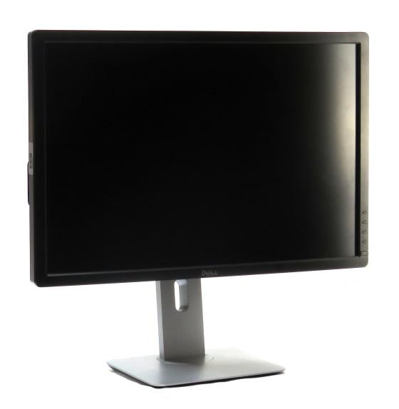 """24"""" TFT LCD Dell UltraSharp U2412M E-IPS Pivot FullHD mit universal Fuss B-Ware"""