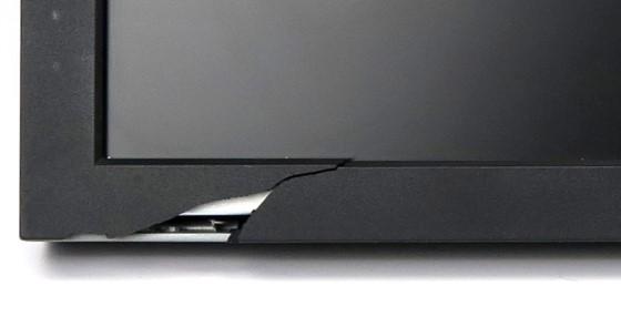 "30"" Dell UltraSharp U3011 IPS 2560 x 1600 WQXGA USB Monitor ohne Standfuß B-Ware"