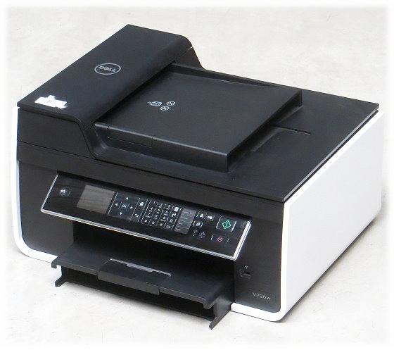 Dell V725w All-in-One FAX Kopierer Scanner Tintenstrahldrucker USB LAN WLAN