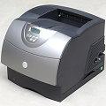 Dell W5300n 45 S./Min 80MB NETZ unter 10.000 Seiten Laserdrucker ohne Toner