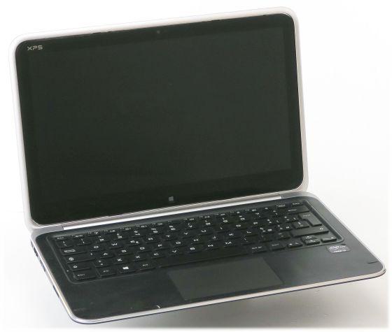 Dell XPS 12 9Q23 i5 3437U 1,9GHz (ohne NT/ TFT defekt) für Bastler