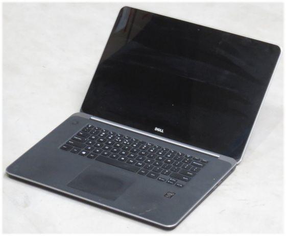Dell XPS 15 9530 i7 4702HQ 2,2GHz 16GB 1TB +32GB SSD GT750M WQHD+ 3200x1800 (Netzteil fehlt)