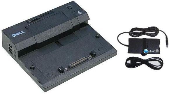 Dell E-Port K07A PR03X mit 130W Netzteil für Latitude E6430 E6440 E6530 E6540 etc.
