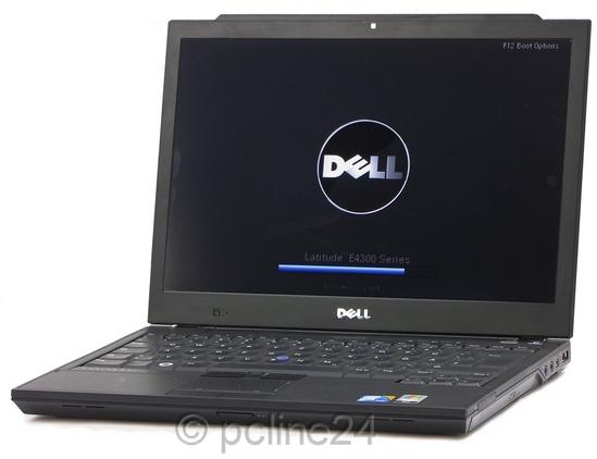 Dell Latitude E4300 C2D SP9400 2,4GHz 4GB DVD±RW Cam (o. HDD, Akku def.) B-Ware