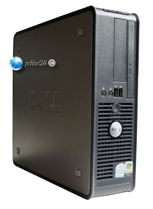 Dell Optiplex 755 SFF Pentium Dual Core E2180 @ 2GHz 2GB 80GB Combo