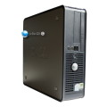 Dell Optiplex 755 DCCY Core 2 Quad Q6600 @ 2,4GHz 4GB 120GB Combo SFF Computer