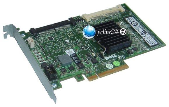Dell PERC 6/IR SAS  RAID Controller PCIe x8 256MB YW946