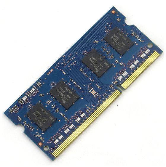 Markenhersteller 2GB DDR3L SO DIMM 204pin Speicher für Notebook Laptop