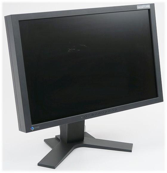 """24"""" TFT LCD EIZO ColorEdge CG241W 1920 x 1200 Wide Gamut Profi Monitor C-Ware"""