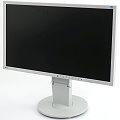 """23"""" TFT LCD EIZO EV2316W Pivot 1920 x 1080 D-Sub DVI-D DisplayPort B Ware"""