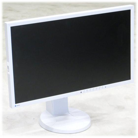 """23"""" TFT LCD EIZO EV2316W 1920 x 1080 Pivot FullHD mit Lautsprecher hellgrau B-Ware"""