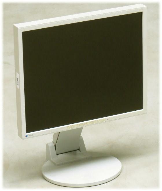 """19"""" TFT LCD EIZO FlexScan L768 1280 x 1024 PVA Monitor beige vergilbt"""