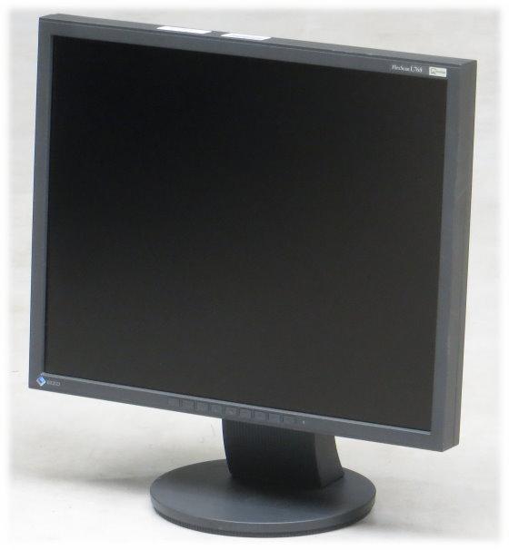 "19"" TFT LCD EIZO FlexScan L768 1280 x 1024 Monitor schwarz"