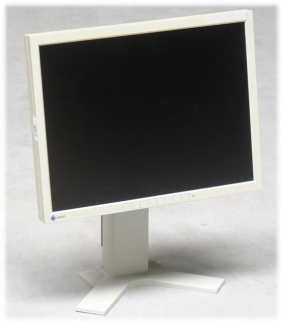 "20"" TFT LCD EIZO FlexScan L885 1600 x 1200 Pivot D-Sub 15pin DVI vergilbt"