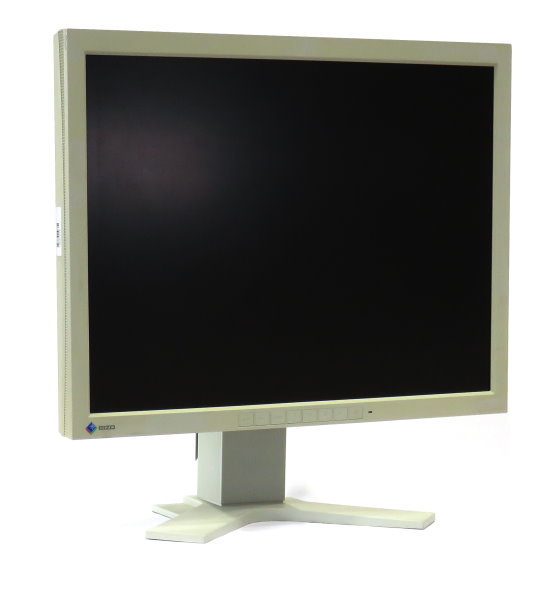 "21"" LCD TFT EIZO FlexScan L985EX 1600 x 1200 Pivot VGA DVI USB vergilbt B-Ware"