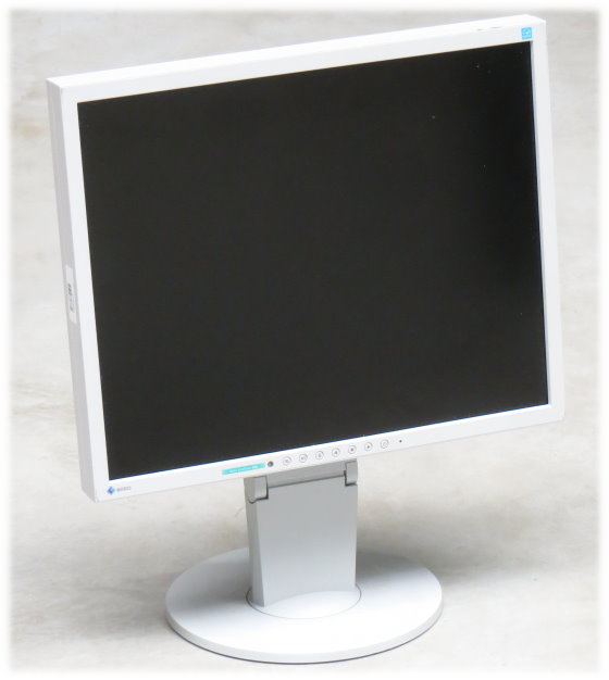 """19"""" TFT LCD EIZO FlexScan S1921 PVA 1280 x 1024 Pivot Monitor mit Lautsprecher"""