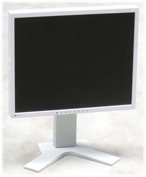 "19"" TFT LCD EIZO FlexScan S1921SH-GY S1921 Pivot 1280 x 1024 PVA Monitor B-Ware"