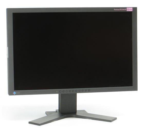 """24"""" TFT LCD EIZO FlexScan SX2461W 1920 x 1200 S-PVA FullHD Monitor B-Ware"""
