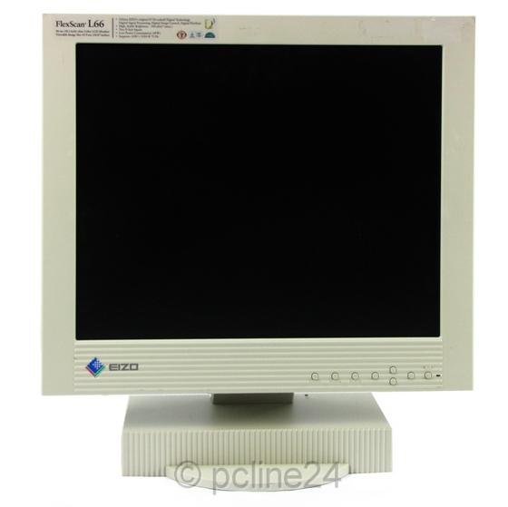 """18"""" LCD TFT EIZO L66 1280 x 1024 USB"""