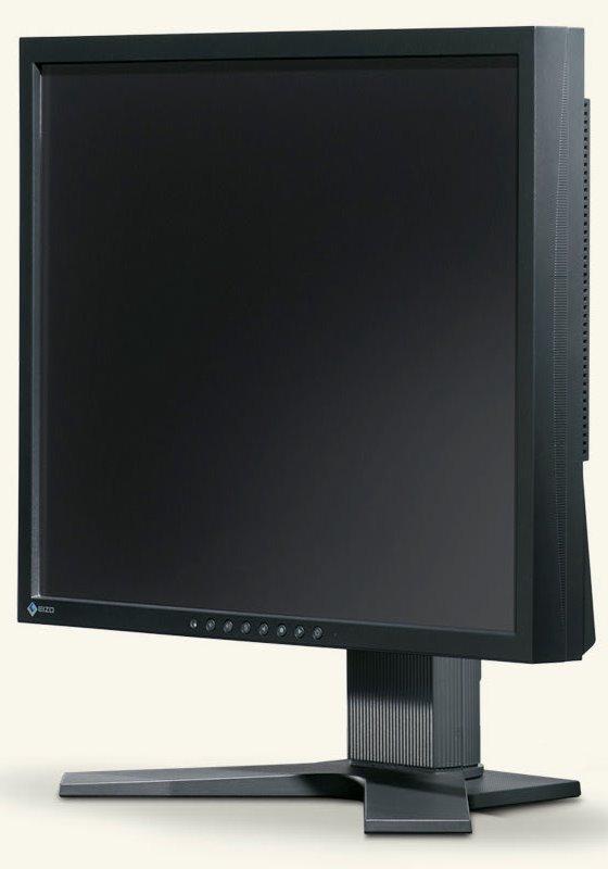"""19"""" TFT LCD EIZO FlexScan S1901 SH 1280 x 1024 Pivot Monitor mit Lautsprecher"""