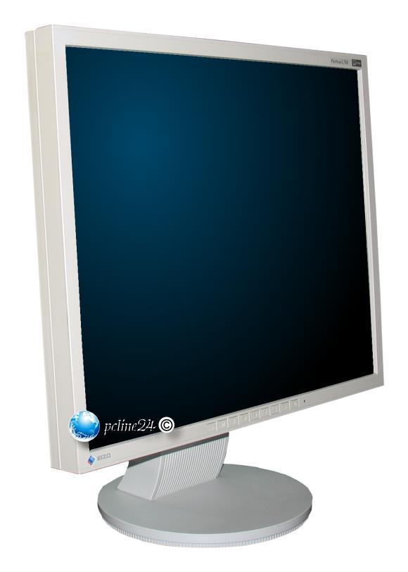 "19"" TFT LCD EIZO FlexScan L768 1280 x 1024 PVA Monitor B-Ware vergilbt"