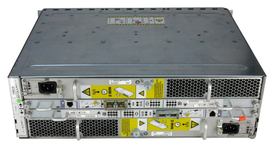 EMC² KTN-STL4 Data Storage 15x 146GB FC 19 Zoll Rack 2x 100-562-126 2x 400Watt