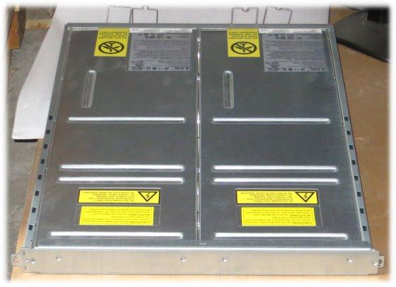 """EMC² MA01772 Stand-by Power Supply 2x 1200W im 19"""" Rack"""