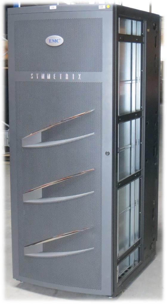 EMC² T-Rack 2 Symmetrix Serverschrank mit 10x PDU für 16x KTN-STL4