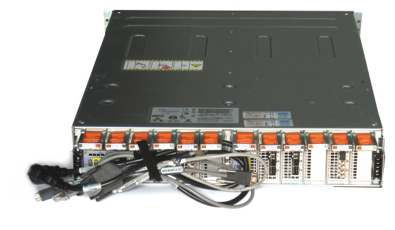 EMC TRPE Server 046-003-474 Storage Controller mit 4x PSU, 4x 4-Port Ethernet