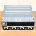 EMC VNX5400 Data Storage 4x 1,2TB SAS 2x PSU 1100W im 19 Zoll Rack ohne Frontblende