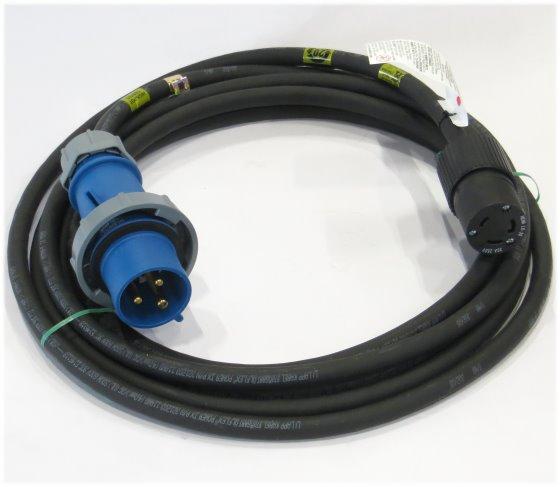 EMC² Strom Kabel 2P+ GNA auf NEMA L6-30 250V 30A P/N 038-003-481