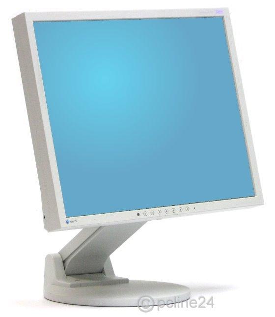 """19"""" TFT LCD EIZO FlexScan S1921SE-GY PVA Pivot Monitor mit Lautsprecher"""