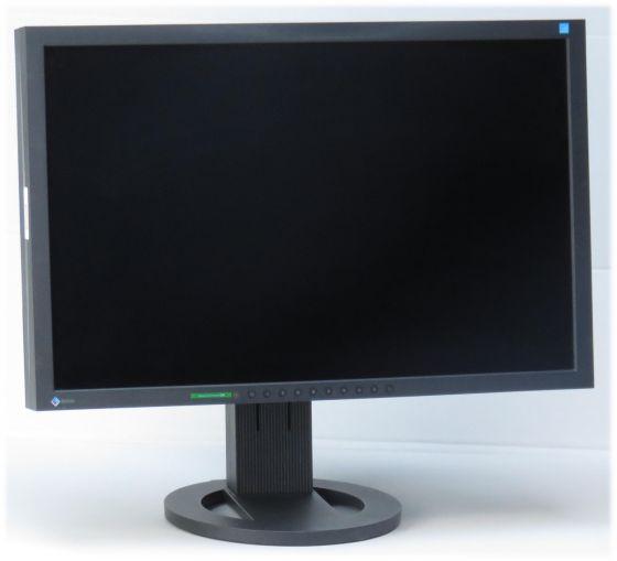 """22"""" TFT EIZO FlexScan S2233W D-Sub DVI Displayport USB-Hub Lautsprecher C-Ware"""
