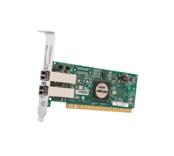 Emulex LP11002 PCI-X Dual Fibre Channel LC 4Gb/s FC1120006-01A