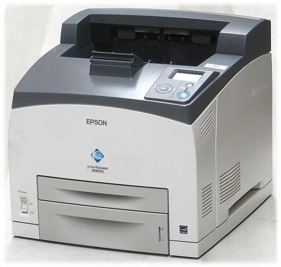 Epson AcuLaser M4000N 43 ppm 64MB LAN Laserdrucker