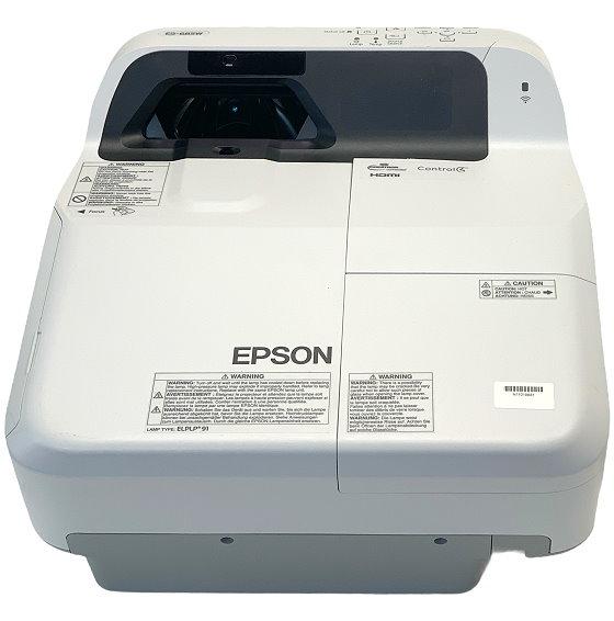 Epson EB-685W Kurzdistanz Beamer defekt keine Funktion 3LCD 3500ANSI/Lu 14000:1