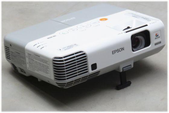 Epson EB-915W LCD Beamer Projektor HDMI LAN (Lampe defekt)